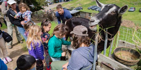 Family Farm Day: Give Thanks for Food - November 16 tickets