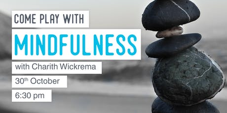 MINDFULNESS WITH CHARITH WICKREMA tickets