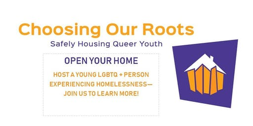 Choosing Our Roots Host and Volunteer Training - November
