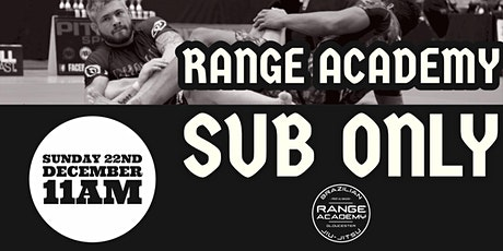 Range Academy Sub Only Interclub tickets