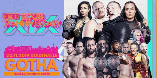 wXw Wrestling: Road to 19th Anniversary - Gotha