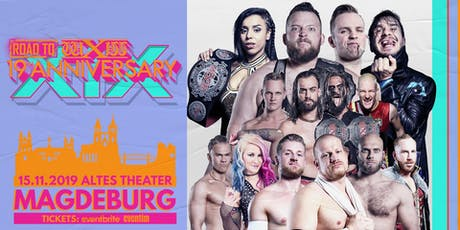 wXw Wrestling: Road to 19th Anniversary - Magdeburg Tickets