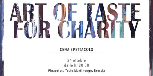 Art of Taste for Charity