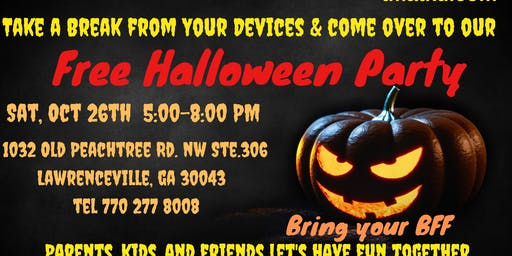 TMA Lawrenceville Halloween Party