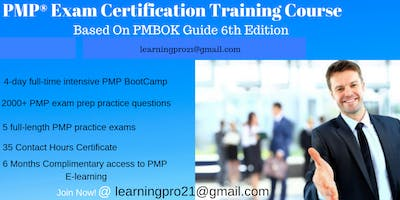 PMP® Certification Training Course in Seattle, WA | 4-day PMP BootCamp