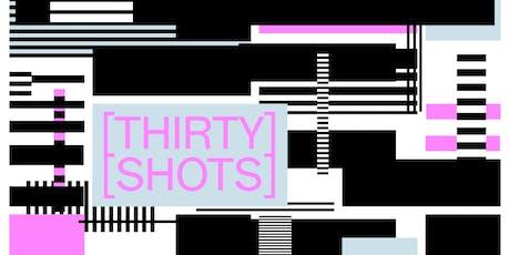 Thirty Shots #4 - Influencer marketing in de podiumkunsten: hoe werkt dat? tickets