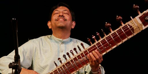 Pt Sugato Nag (Sitar) with Pt Abhijit Banerjee (Tabla)