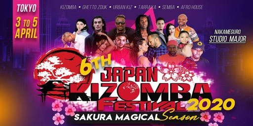 6th Japan Kizomba Festival 2020