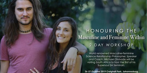 Honouring the Masculine and Feminine Within