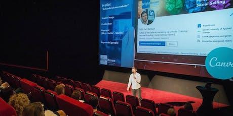 LinkedIn Masterclass - Deventer - Incl. lunch + profielfoto (€99,- ex btw) tickets