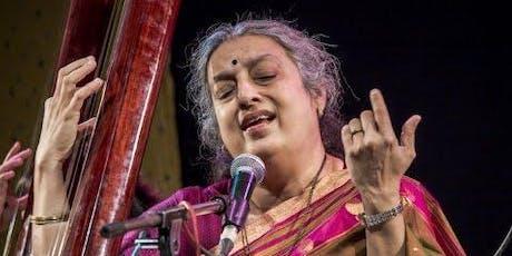 Vd Ashwini Bhide-Deshpande (Vocal) with Bobby Singh (Tabla) tickets