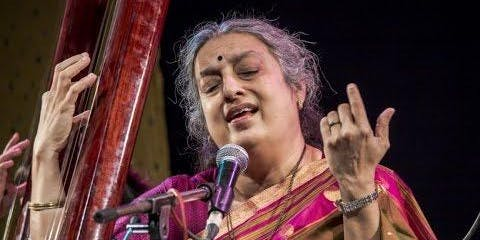 Vd Ashwini Bhide-Deshpande (Vocal) with Pt Abhijit Banerjee (Tabla)