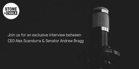 Exclusive Interview with Senator Andrew Bragg tickets