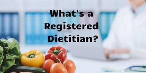 Dietetics Session-HSCP Careers Evening