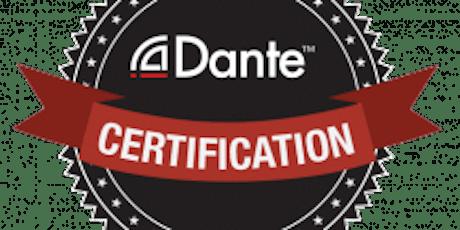 Dante Level 2 Workshop tickets