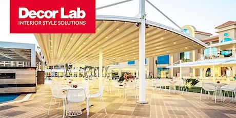 Protezione solare e vivere l'outdoor biglietti