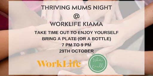 Thriving Mums Night