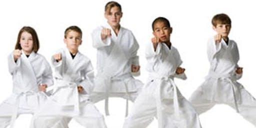 Martial Arts Fall Special!