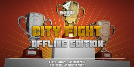 City Fight - offline edition Tickets