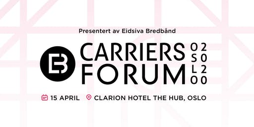 Carriers Forum 2020