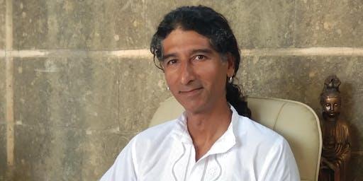 Satsang with Saeed    (Nov. 6 - 9)
