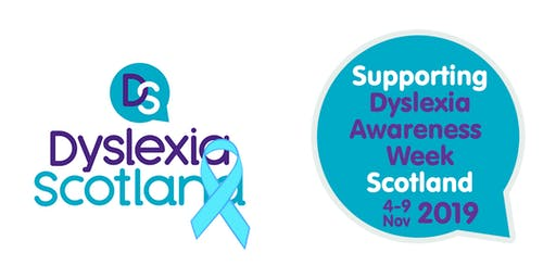 Dyslexia Awareness Week  - Loud in the Library