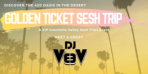 Cannabis Sesh Trip - Self-Guided Tour of the 420 Oasis in the Desert