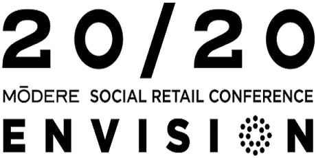 Modere Social Retail Conference (€) - 14 & 15 mars 2020 billets