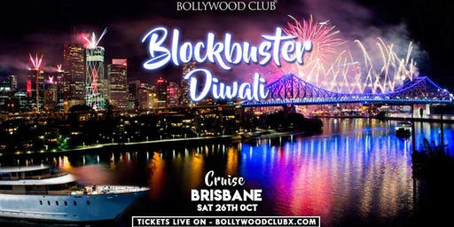 Blockbuster Diwali Cruise @Brisbane