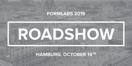Formlabs 3D-Druck Roadshow in Hamburg at myprintoo tickets