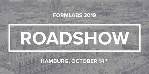 Formlabs 3D-Druck Roadshow in Hamburg at myprintoo