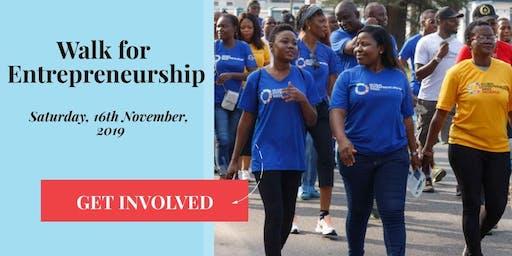 GEW Nigeria 2019: GEW Walk for Entrepreneurship Lagos