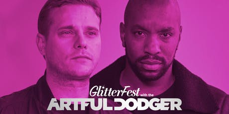 Christmas Glitterfest with the Artful Dodger tickets