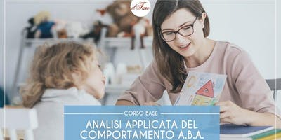 "Corso Base ""Analisi applicata del comportamento ABA"""