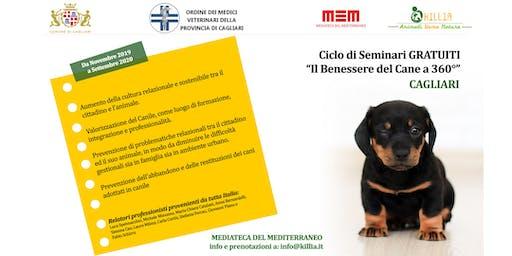 """Ciclo di Seminari """"Il Benessere del Cane a 360°"""""""