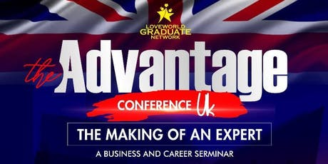 The Advantage Conference, UK tickets