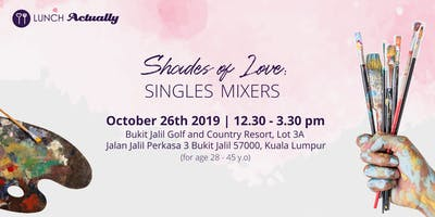 Shades of Love: Singles Mixers