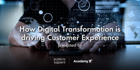 How Digital Transformation is driving Customer Experience tickets