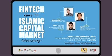 Fintech Sharia Talks tickets