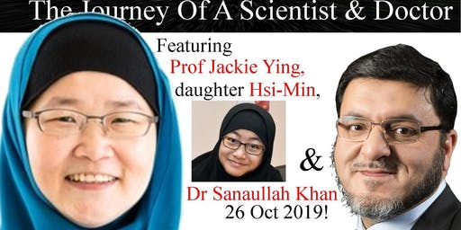 Journey of a Scientist - Journey of a Doctor