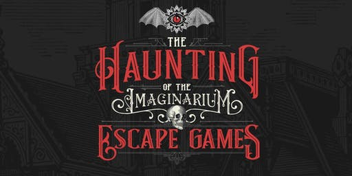 ESCAPE GAMES // HALLOWEEN // 24TH OCT