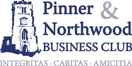 Pinner Business Club Lunch - Wednesday 30th October 2019 tickets