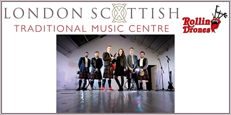 Rollin Drones Live at London Scottish House tickets