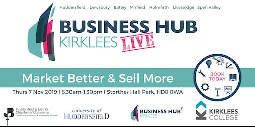 Kirklees Business Hub Live