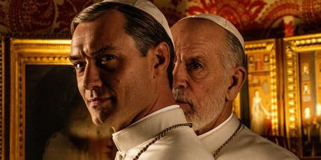 Seriencamp: The New Pope Tickets