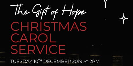 Bishop Grosseteste University Christmas Carol Service - The Gift of Hope tickets