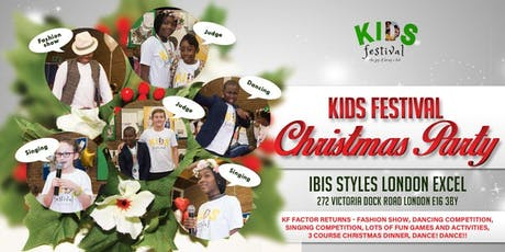 Kids Festival Christmas  Party - KF Factor Returns tickets