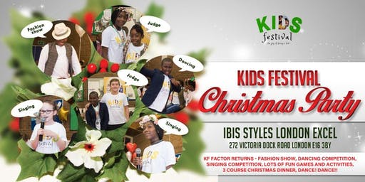 Kids Festival Christmas  Party - KF Factor Returns
