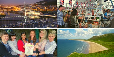 Introducing Crowdfund Swansea - Launch Event