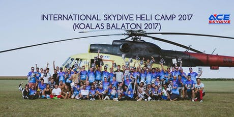 International Skydive Heli Camp 2020 tickets
